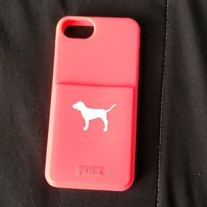 PINK nation phone case